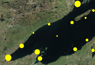 Shipwreck data using a Cluster Analysis